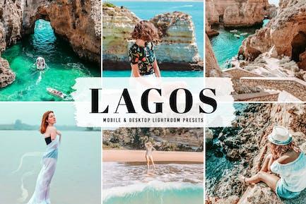 Lagos Mobile & Desktop Lightroom Presets