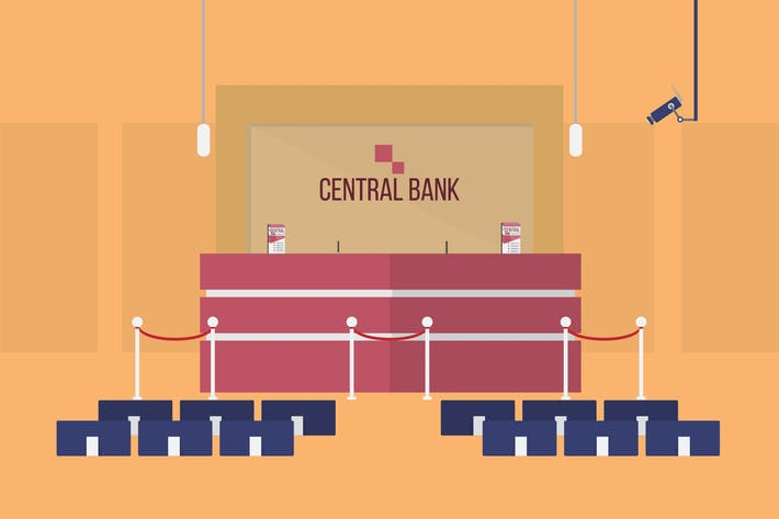 Thumbnail for Front Office Bank - Illustration Background