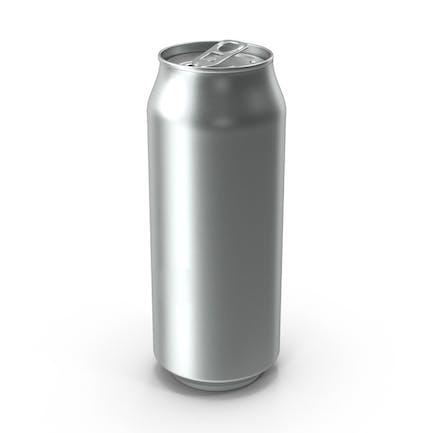 Beverage Can Standard 500ml Open