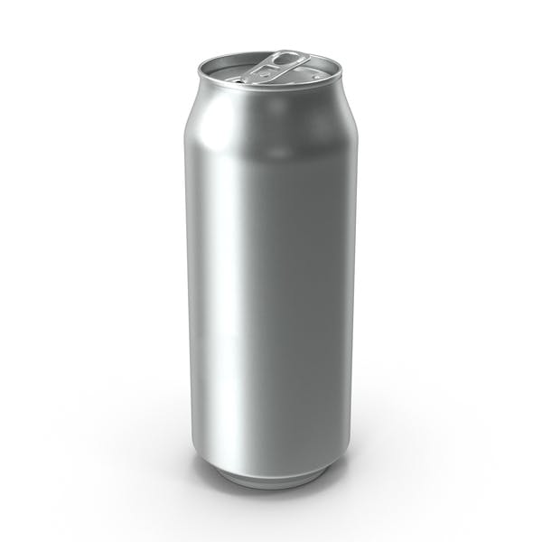 Beverage Can Standard 500ml Open