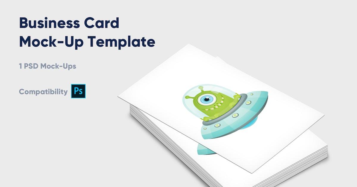 Download Business Card Mock-Up Template - Vol. 2 by maroskadlec