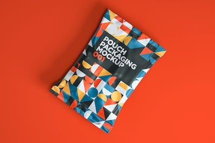 Pochette Emballage Mockup 001