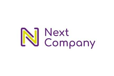 Next Company – N Letter Logo