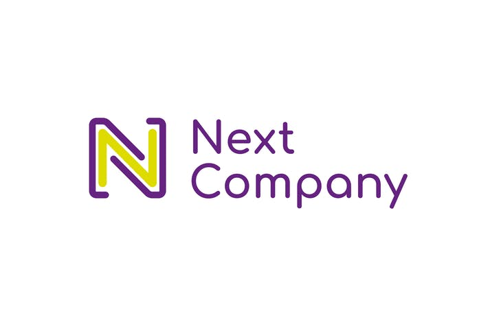 Next Company – N Letter Logo