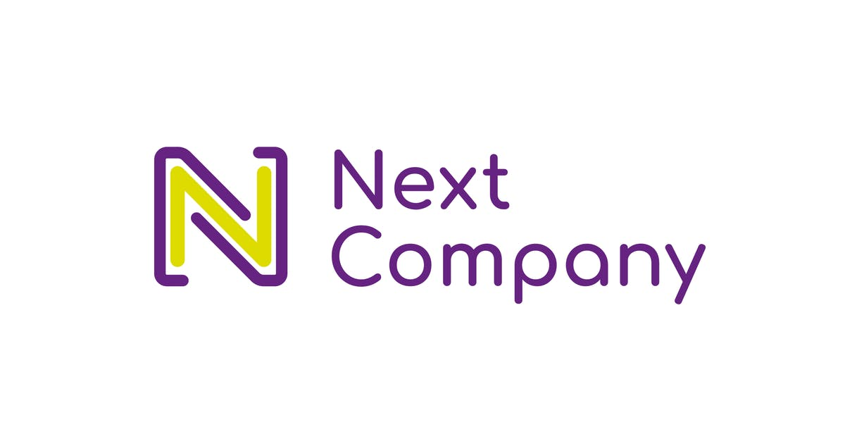 Download Next Company – N Letter Logo by uispot