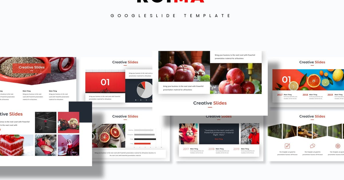 Download Roima - Google Slides Template by aqrstudio