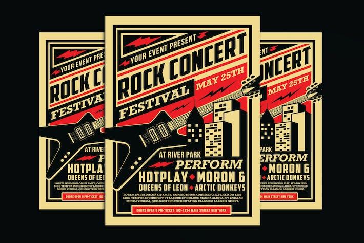 Thumbnail for Rock Concert Festival