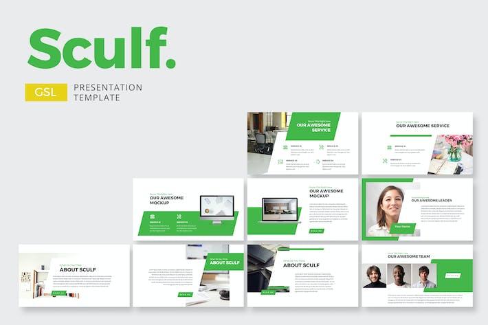 Thumbnail for Sculf Business - Google Slides