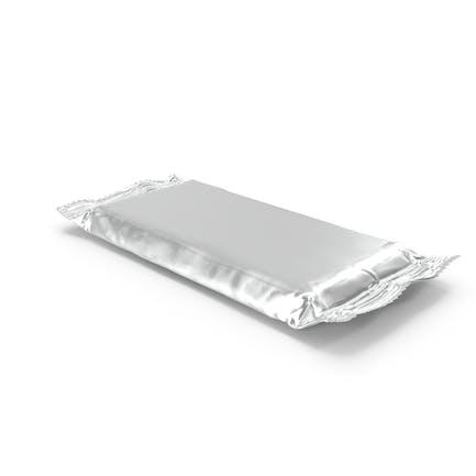 Wide Foil Chocolate Bar