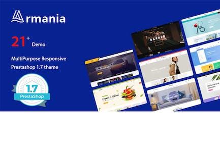 Armania - Responsive Prestashop 1.7. Themes