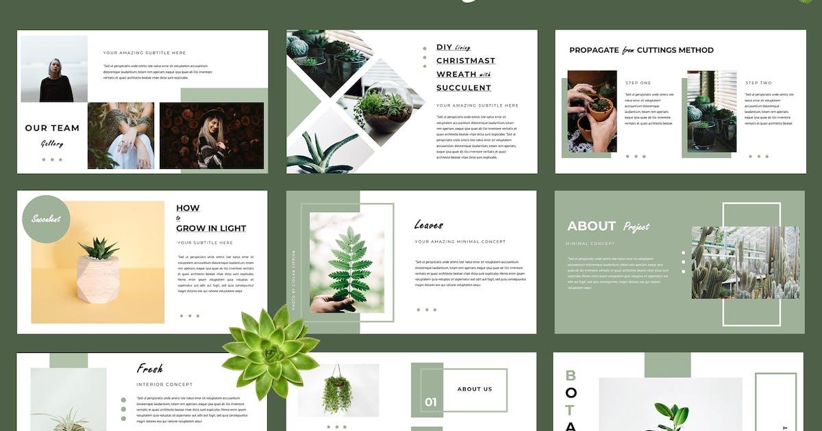 Download Botany Keynote Presentation by TMint