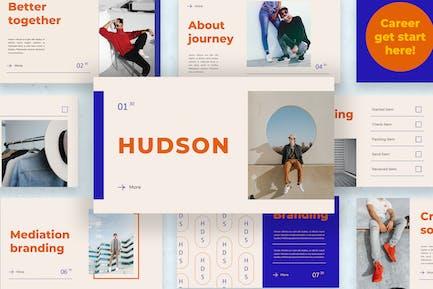 Hudson - Presentation Template