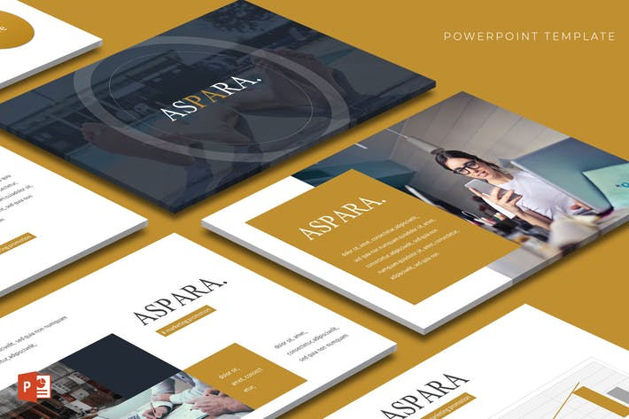 Thumbnail for Aspara - Powerpoint Template