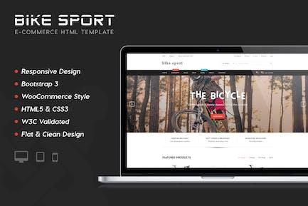 Bike Shop - HTML Shop Template