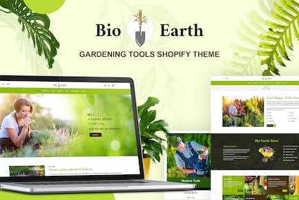 Bio Earth - Boutique de services d'aménagement paysager et de jardinage