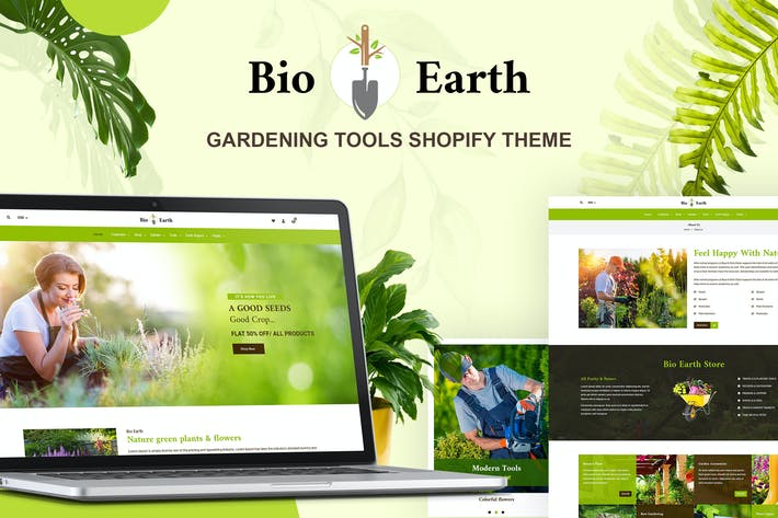 Thumbnail for Bio Earth - Landscaping & Gardening Services Shop