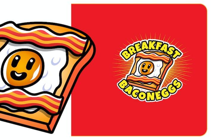 BREAKFAST EGG - Mascot & Esport Logo