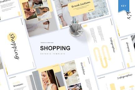 Shopping | Keynote Template