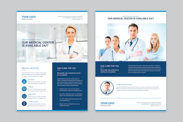 Thumbnail for Flyer – Medical