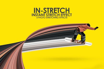 InStretch Photo Stretching Action Set