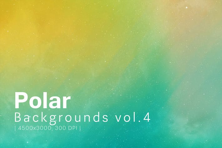 Cover Image For Polar Backgrounds Vol.4