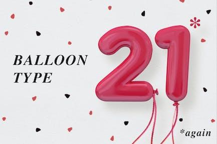 Balloon Type
