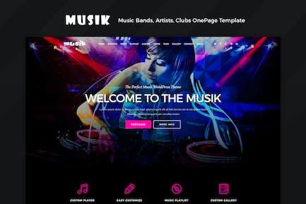 Musik - Music Bands, Artists, Musicians, Clubs