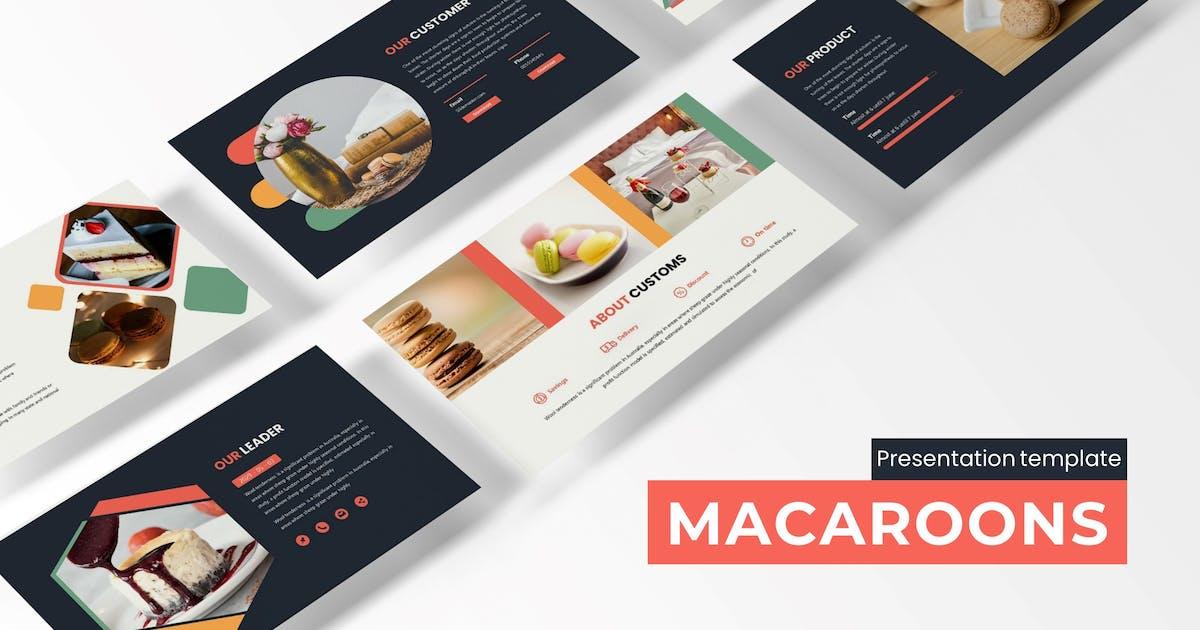Download Macaroons - Powerpoint Template by karkunstudio