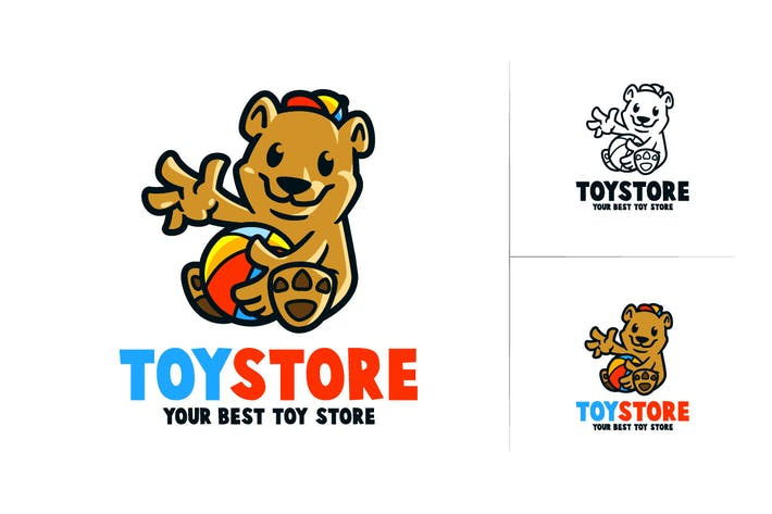 Thumbnail for Bear Cub Toy Store