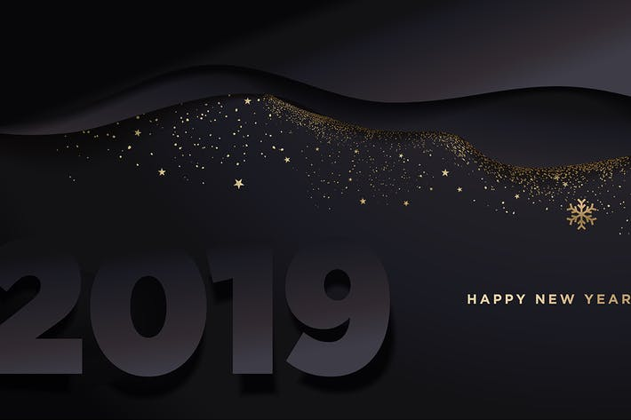 Cover Image For Happy New Year 2019