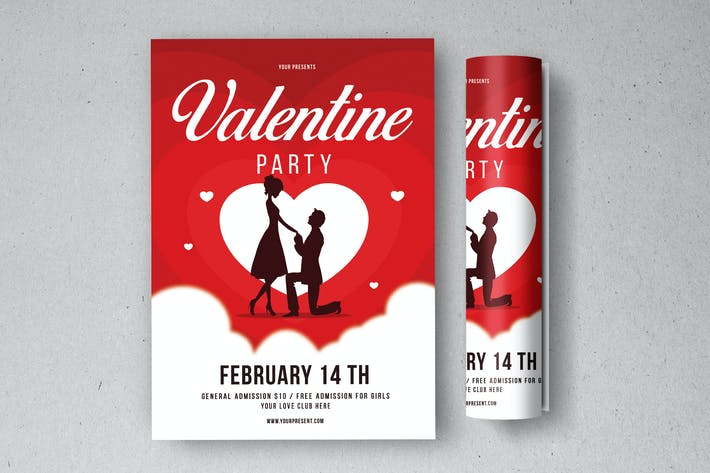 Thumbnail for Valentine day party