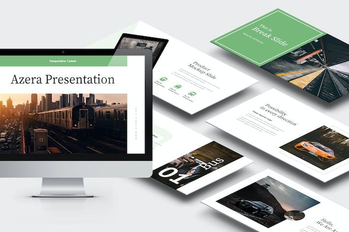 Thumbnail for Azera : Transportation Powerpoint