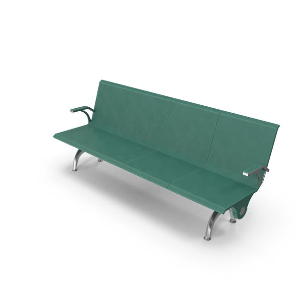 Airport Bench