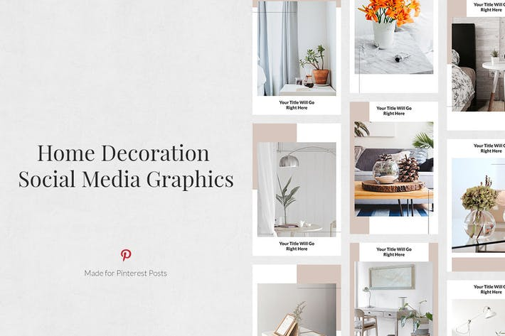 Thumbnail for Home Decoration Pinterest Posts