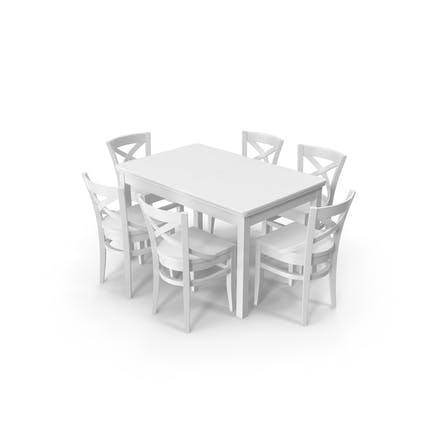 Vienn Table and Chairs