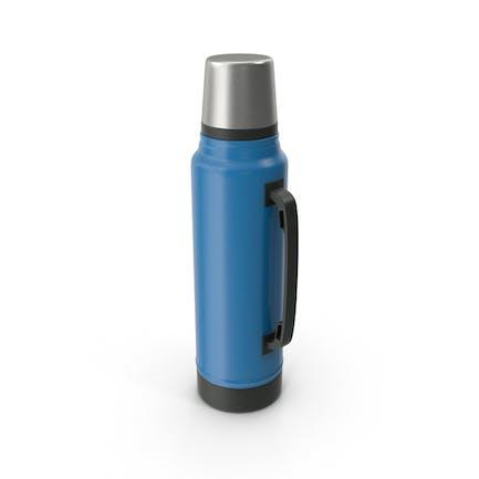 Thermos Blue