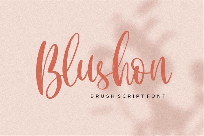 Thumbnail for Guión de pincel Blushon