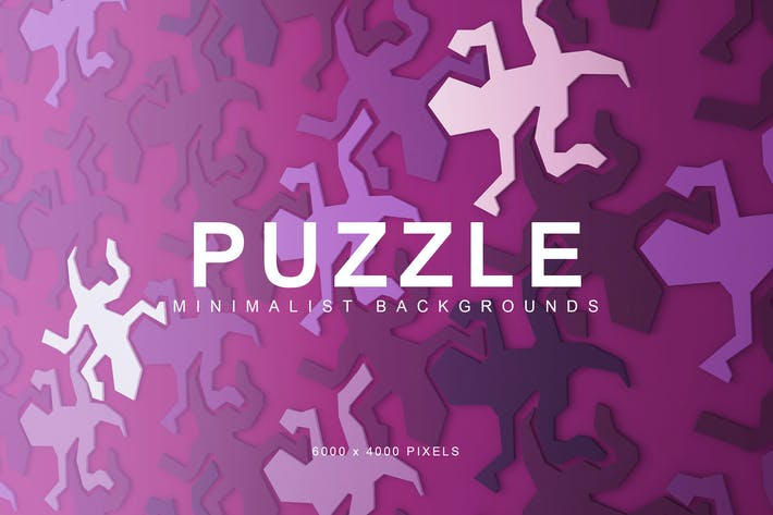 Thumbnail for Puzzle Abstract Backgrounds