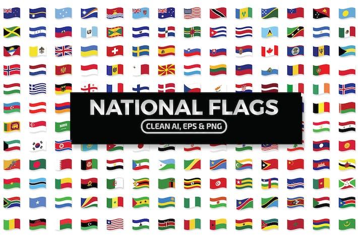 Thumbnail for Weltflaggen Design