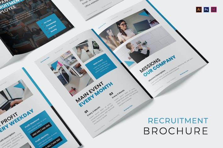 Thumbnail for Recruitment Employee Brochure