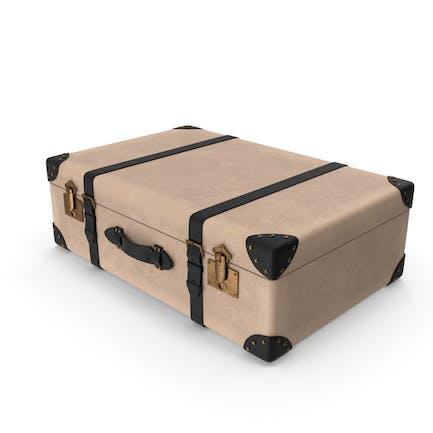 Retro Suitcase Beige