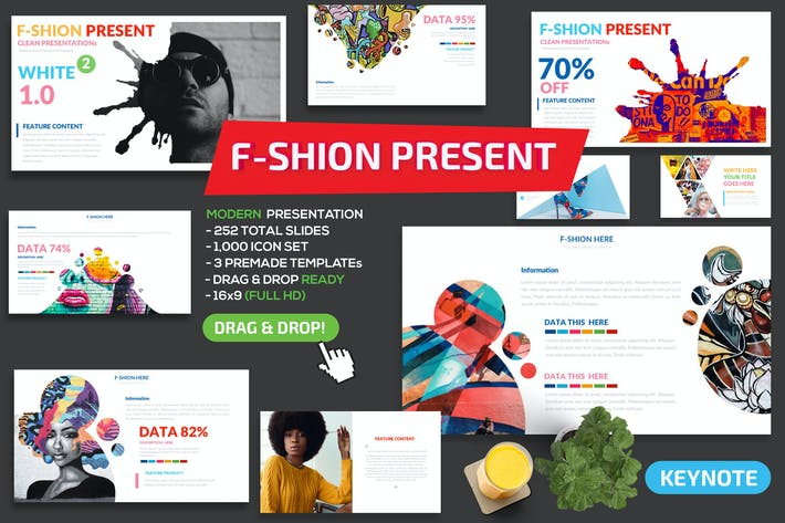 Thumbnail for F-Shion Keynote