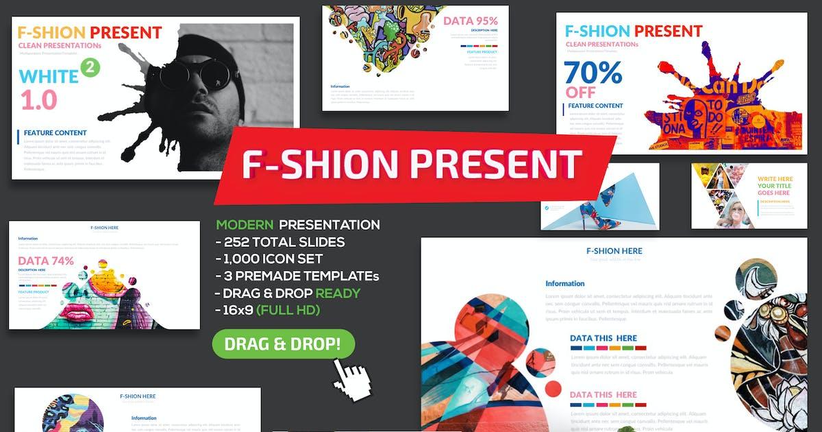 Download F-Shion Keynote by mamanamsai