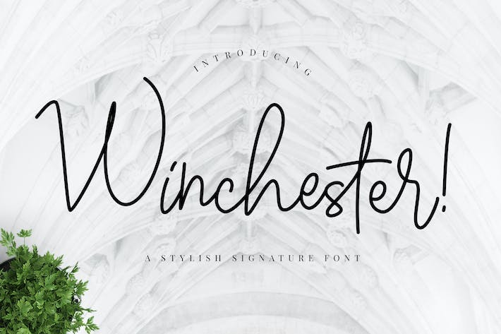 Thumbnail for Winchester Signature Script