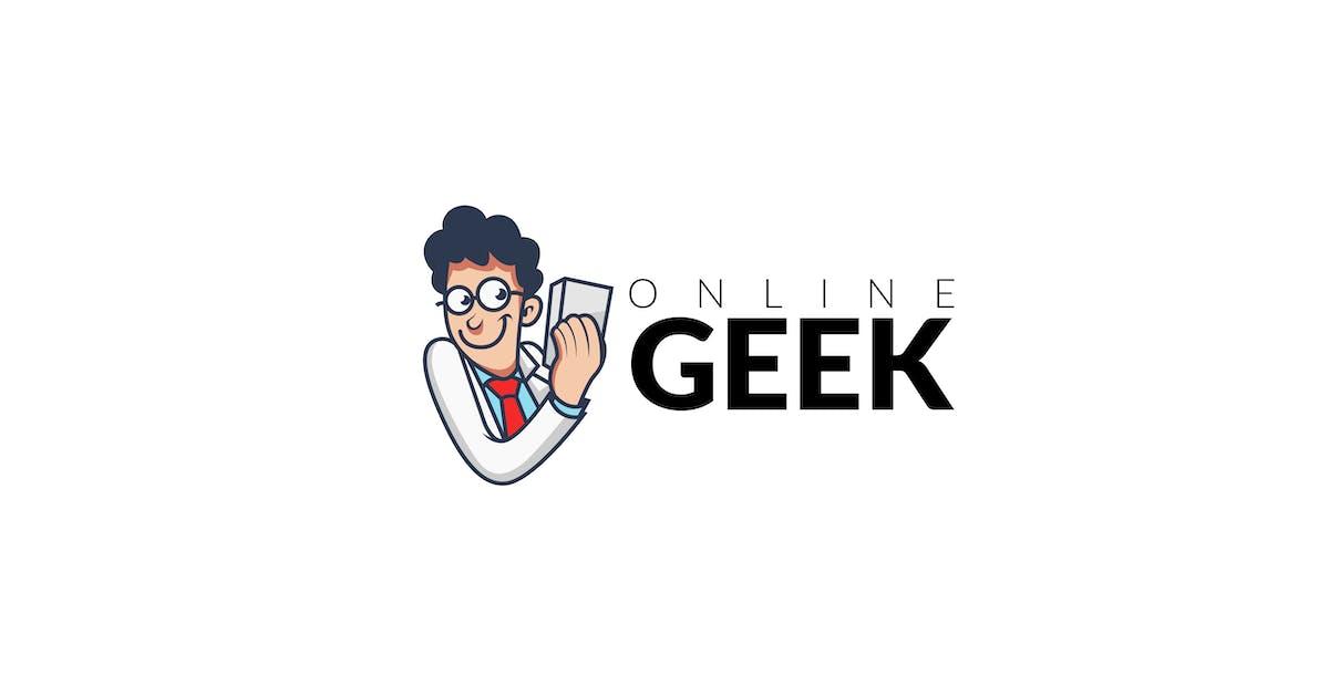 Download Geek Logo Template by Slidehack