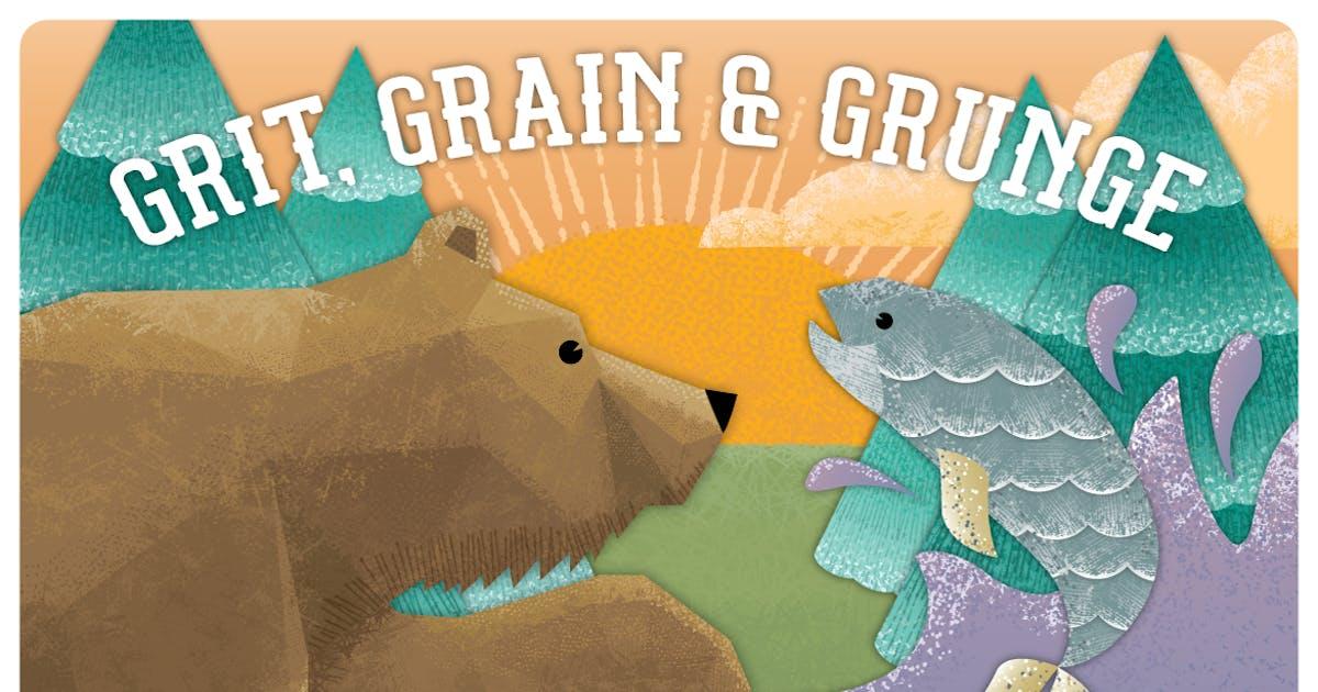 Grit, Grunge & Grain Scatter Brushes by JRChild
