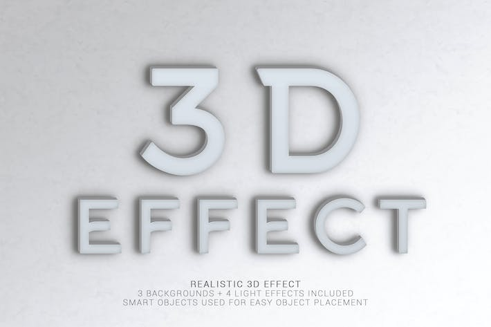 Thumbnail for 3D Effect