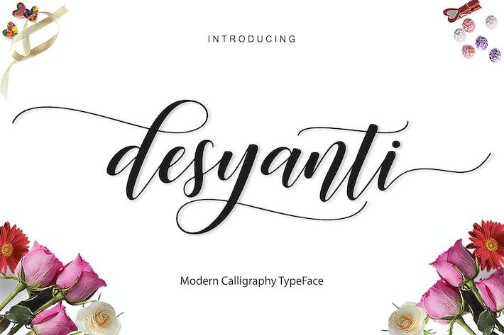 Thumbnail for Desyanti Script