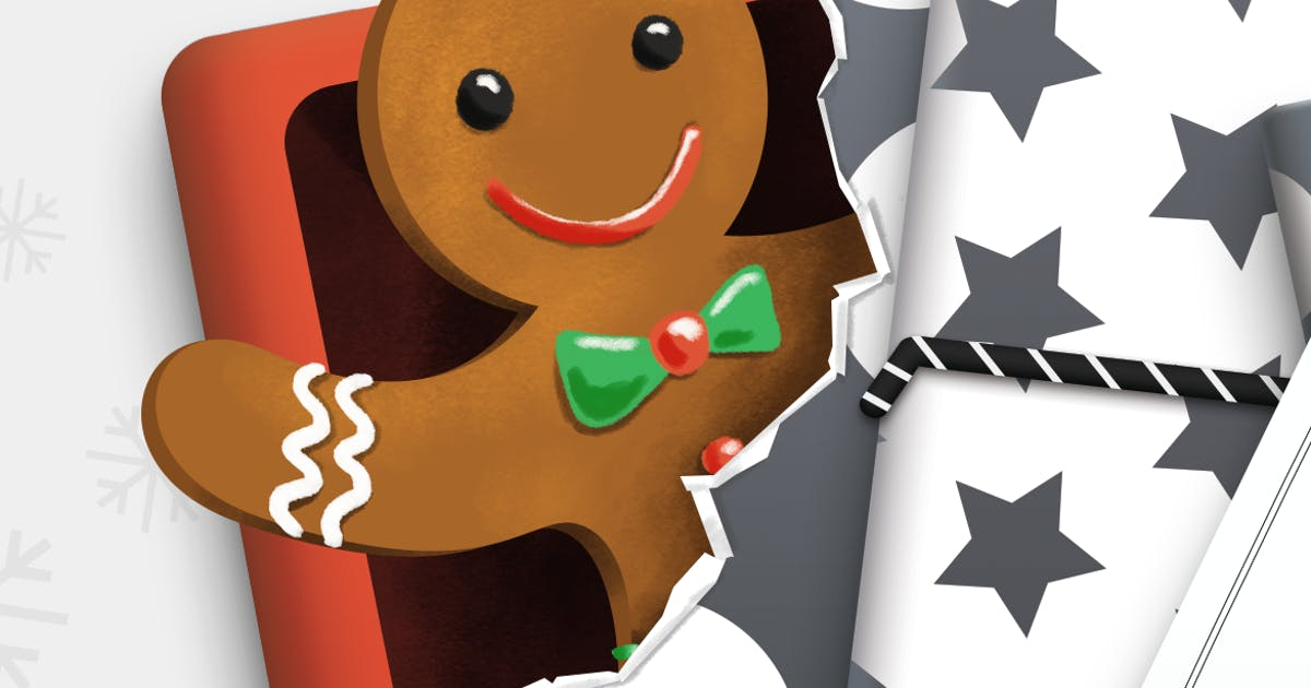 Download Gingerbread Man by RZDESIGN