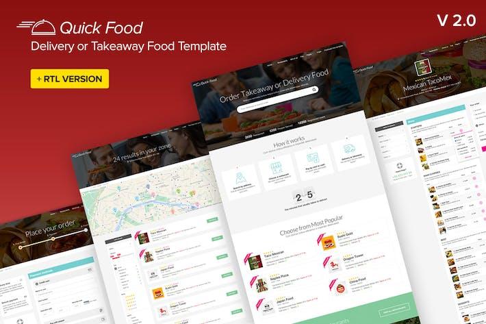 download 15 pizza website templates envato elements